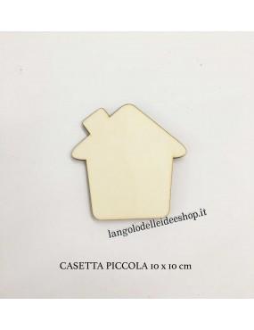CASETTA PICCOLA IN LEGNO