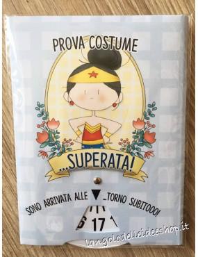 DISCO ORARIO PROVA COSTUME